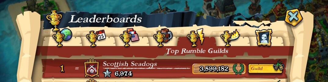 Top Rumble Guild!